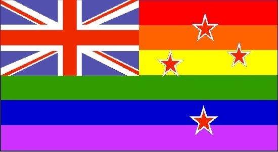 La Nouvelle-Zélande va-t-elle arborer le rainbow flag sur son drapeau officiel ?