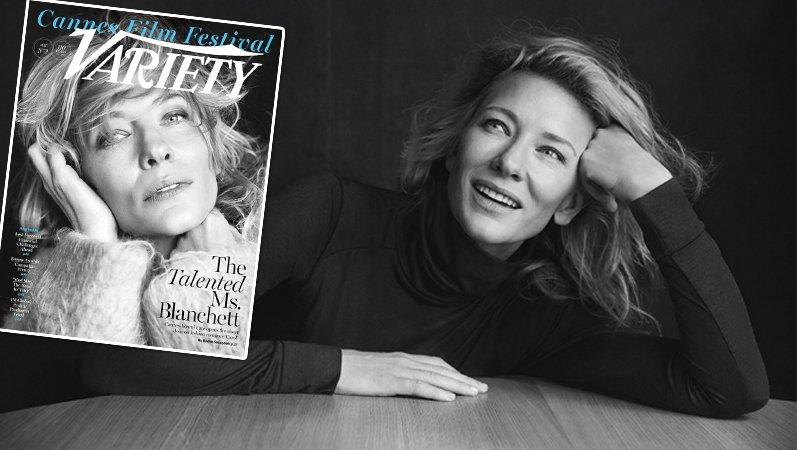 A l'affiche de Carol, Cate Blanchett parle de ses histoires d'amour avec des femmes