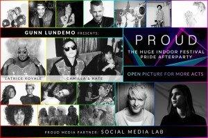DJ Gunn - Proud Pride