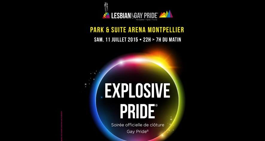 Marche des Diversités et Explosive Pride à Montpellier : samedi 11 juillet 2015