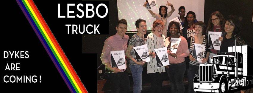 Soutenons le LesboTruck, le char lesbien de la Marche des fiertés de Paris