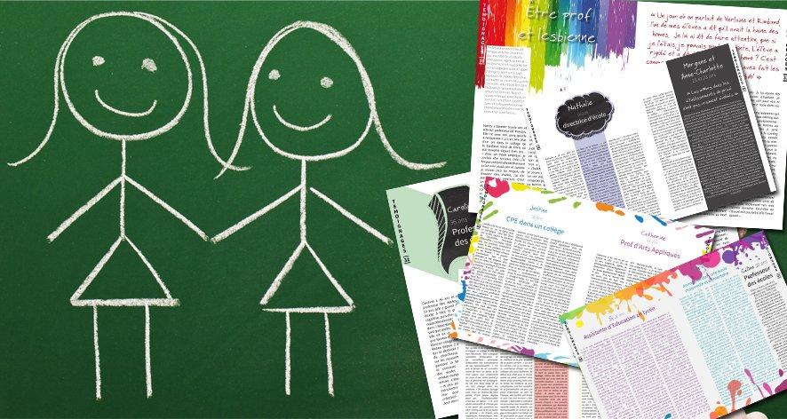 Profs et lesbiennes : comment concilier vie privée et vie professionnelle ?