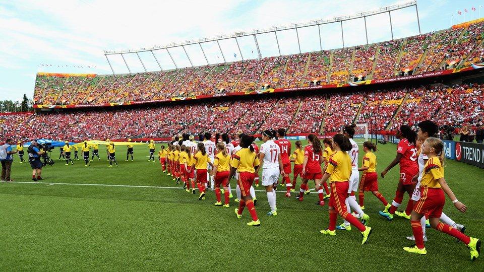 Coupe du monde de football féminin : c'est parti !