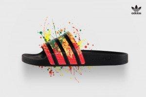 Adidas Pride sandales Adilette