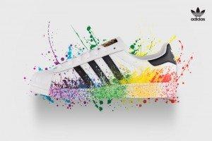 Adidas Pride Superstar 80s