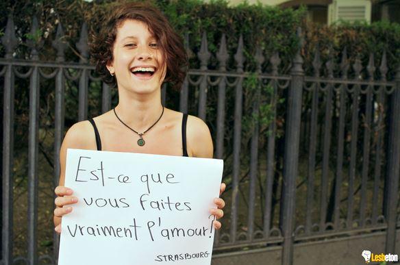 Lesbeton, le blog qui dénonce le harcèlement de rue envers les lesbiennes