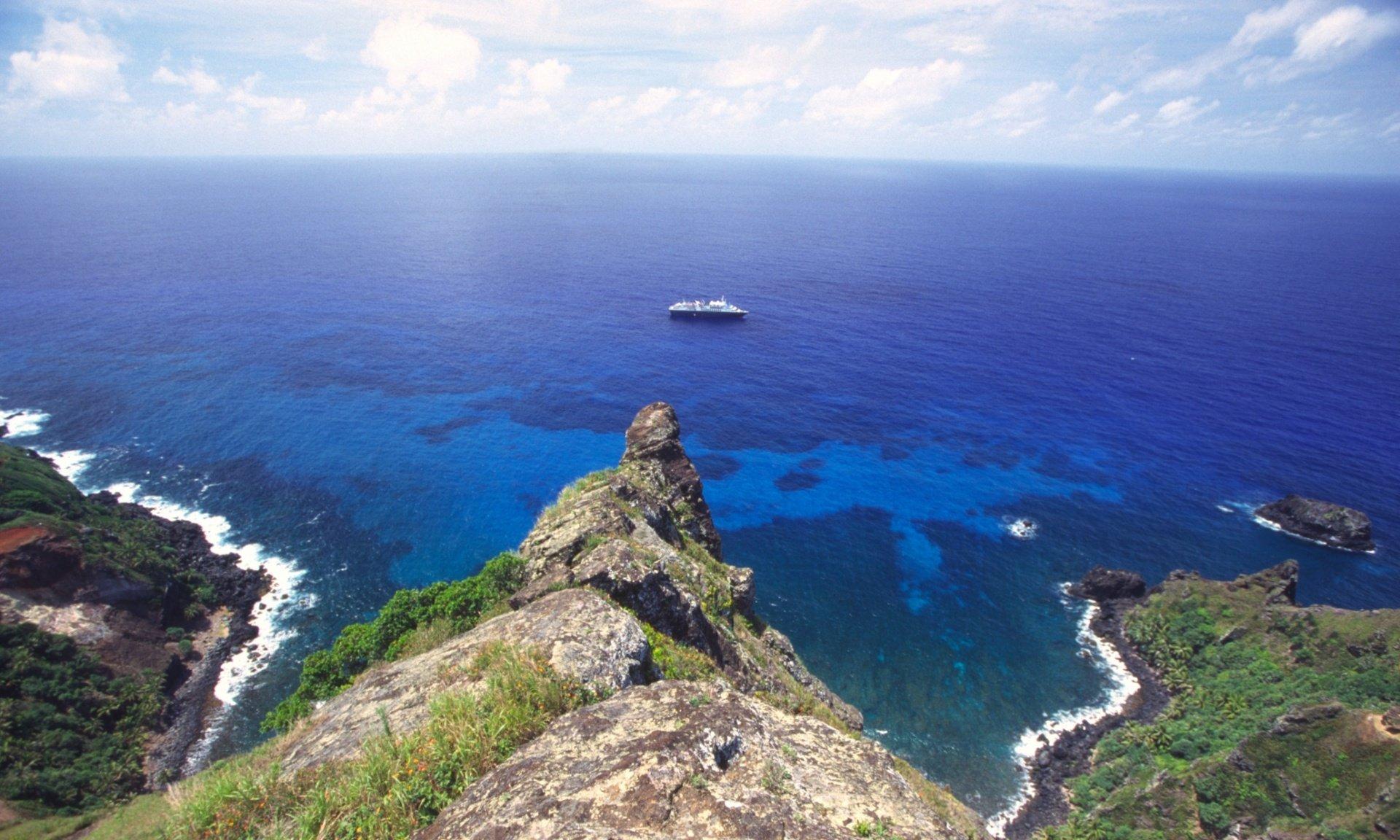 L'île de Pitcairn, le plus petit pays du monde, autorise le mariage entre personnes de même sexe