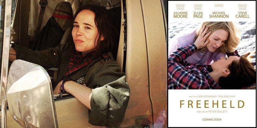 3 bonnes nouvelles pour les fans d'Ellen Page