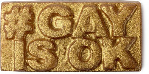#GayIsOK, la très belle initiative de Lush et de l'association All Out