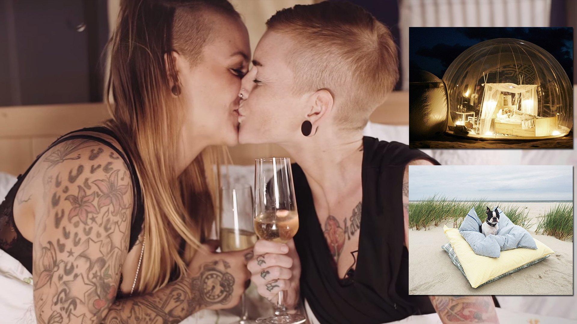 rini et maria une demande en mariage tr s romantique jeanne magazine magazine boutique. Black Bedroom Furniture Sets. Home Design Ideas