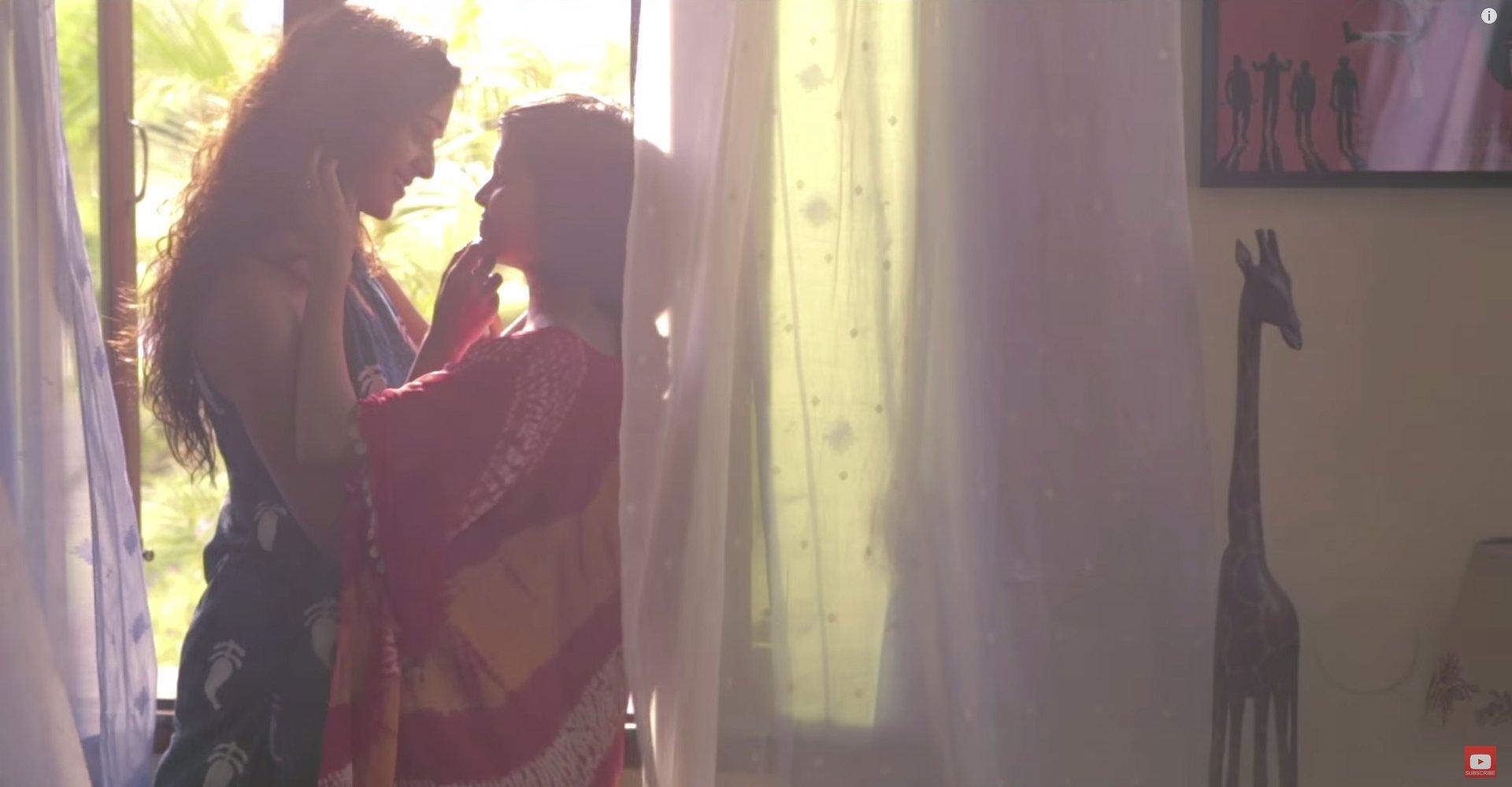 Inde : la première publicité avec un couple lesbien devient virale