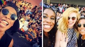 Orange is The New Black et Sense8 à la gay pride de Sao Paulo