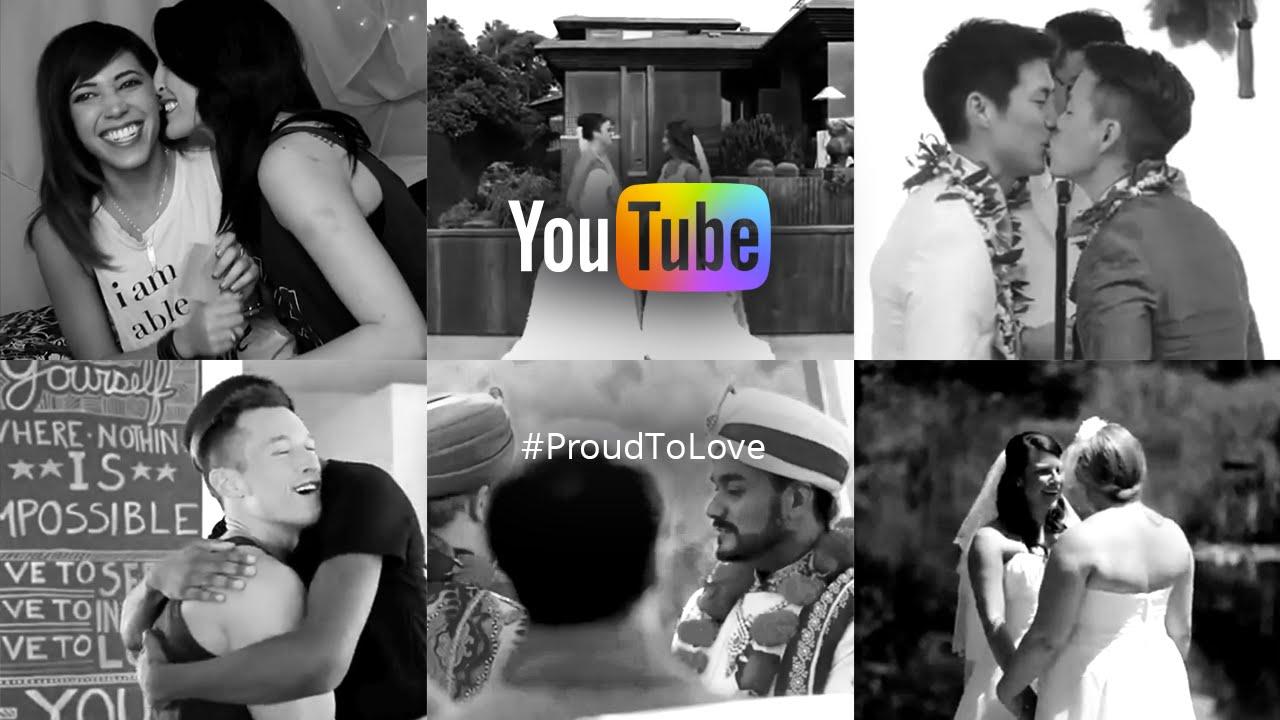 Sublime : Quand YouTube célèbre la décision de la Cour suprême des Etats-Unis d'ouvrir le mariage aux couples homos