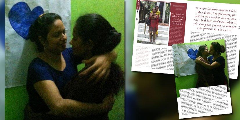 Lesbienne autour du monde : Etre lesbienne au Bangladesh