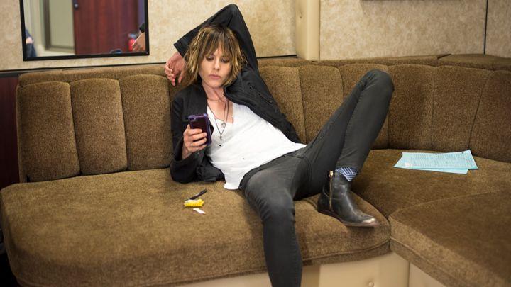 Kate Moennig en photos dans Rolling Stone