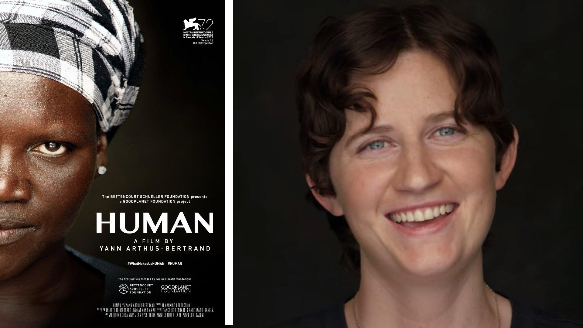 Human : une immersion au plus profond de l'être humain
