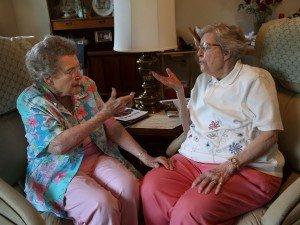Nonie et Vivian