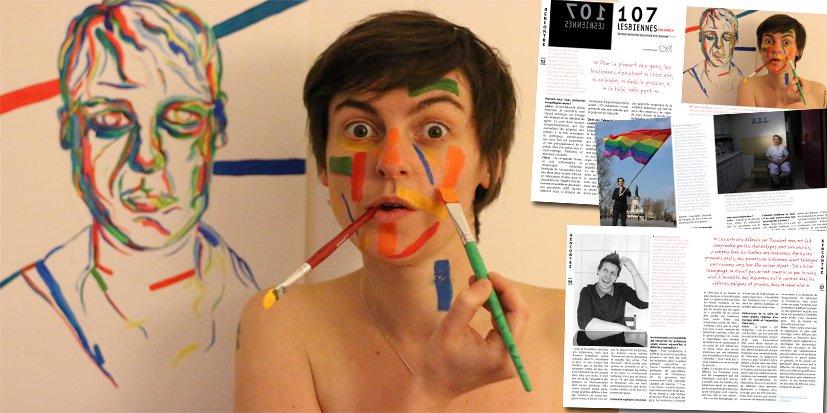 «107 Lesbiennes», le projet qui nous donne la parole