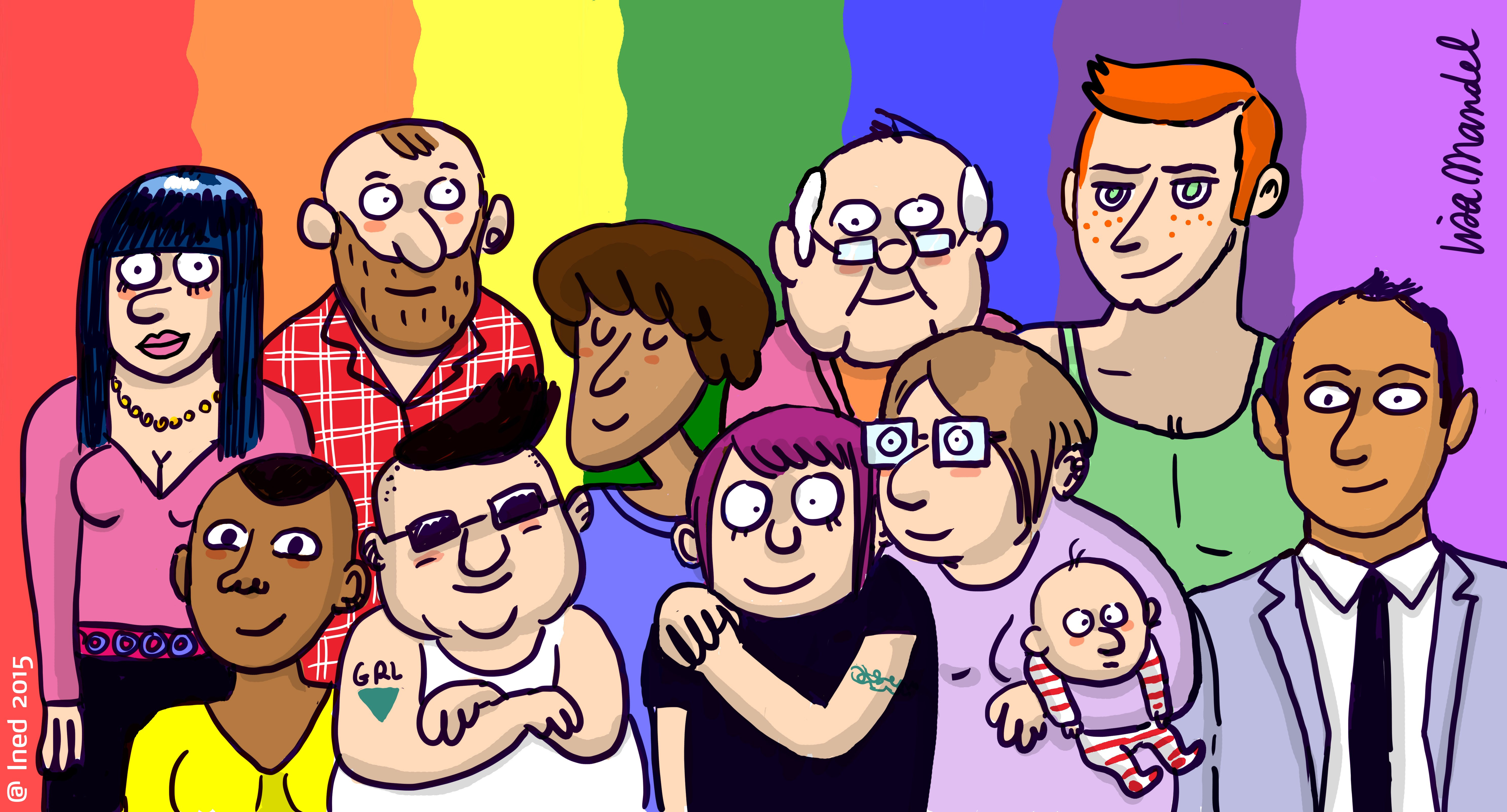 Enquête de l'Ined sur les modes de vie, la santé et les situations d'insécurité des LGBT : Participons !