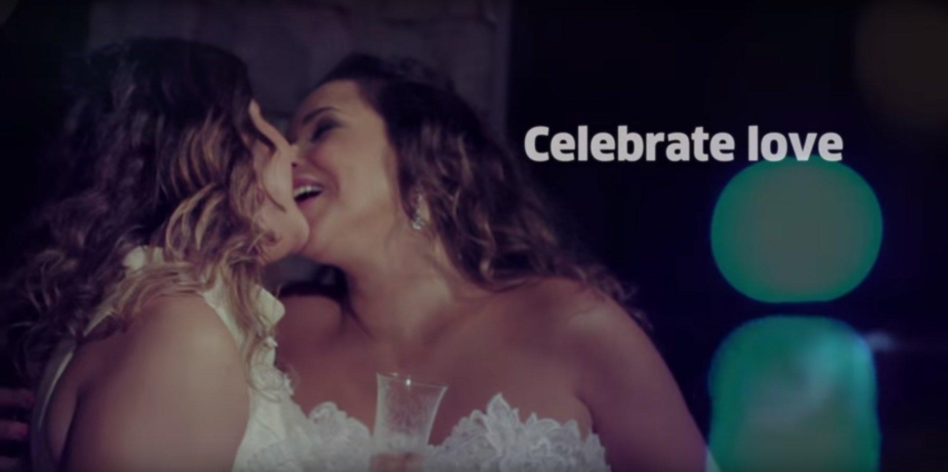 Celebrate Love : la nouvelle campagne en vidéo de Free & Equal