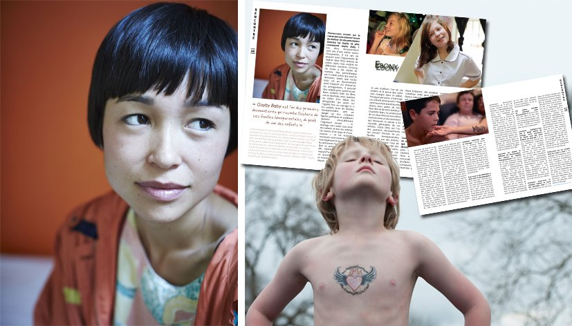 « Gayby Baby est l'un des premiers documentaires qui raconte l'histoire des familles homoparentales, du point de vue des enfants »
