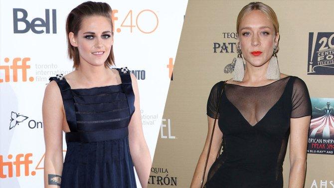 Kristen Stewart et Chloë Sevigny en couple dans le biopic sur l'affaire Borden ?
