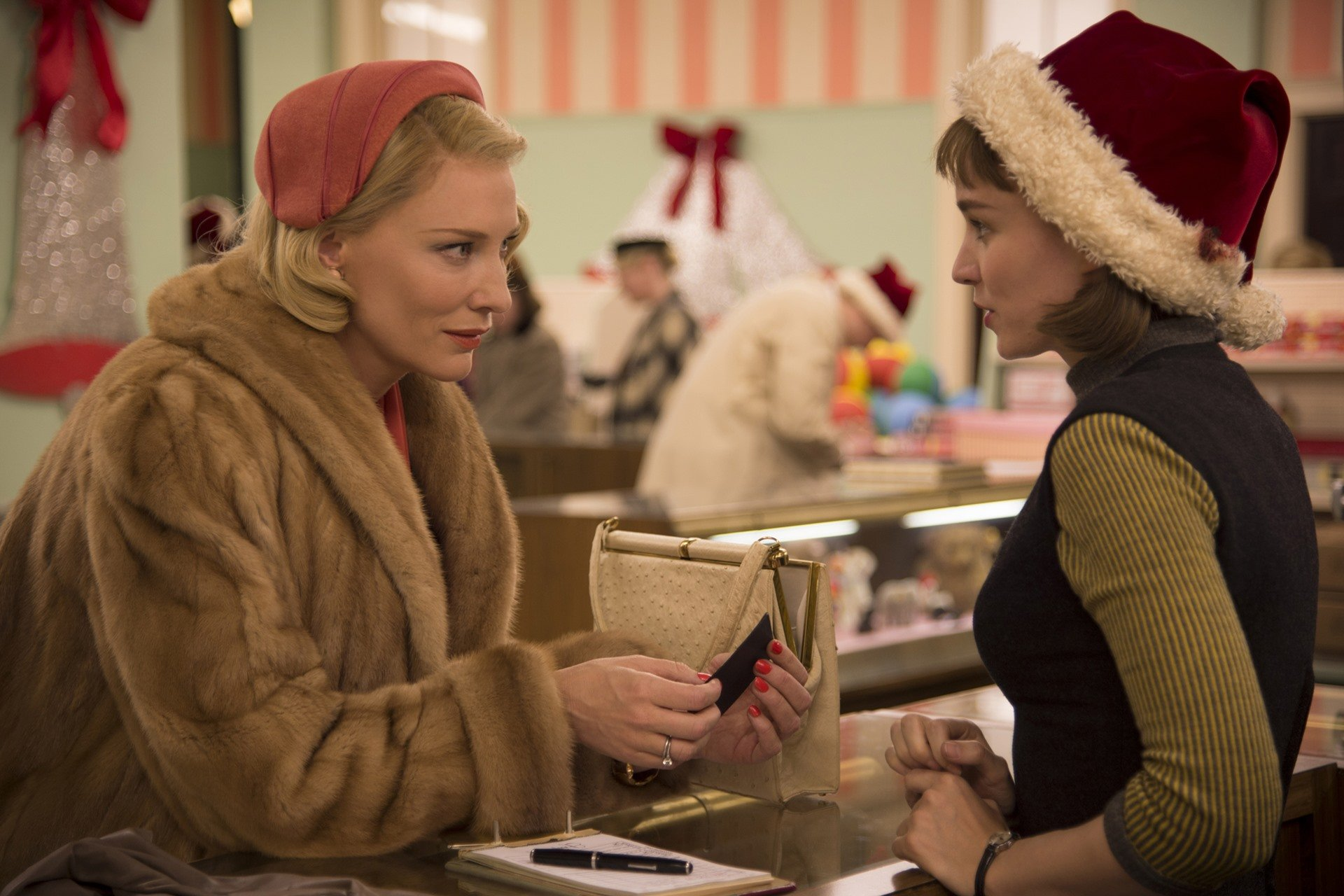 Golden Globes 2016 : 5 nominations pour Carol