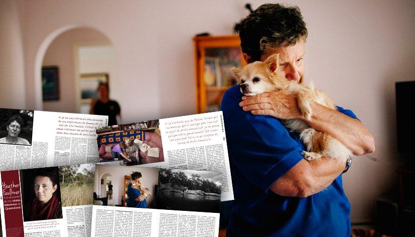 Australie : Heather Faulkner est partie à la rencontre de nos aînées du Queensland