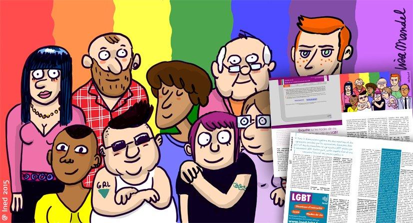 Enquête sur les modes de vie, la santé et la sécurité des LGBT de l'Ined : Il est important de faire entendre notre voix