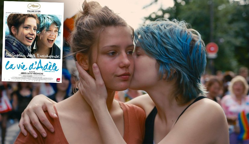 Le visa d'exploitation du film «La Vie d'Adèle» annulé par la justice