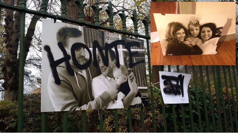 Toulouse : l'exposition Les Couples Imaginaires d'Olivier Ciappa vandalisée