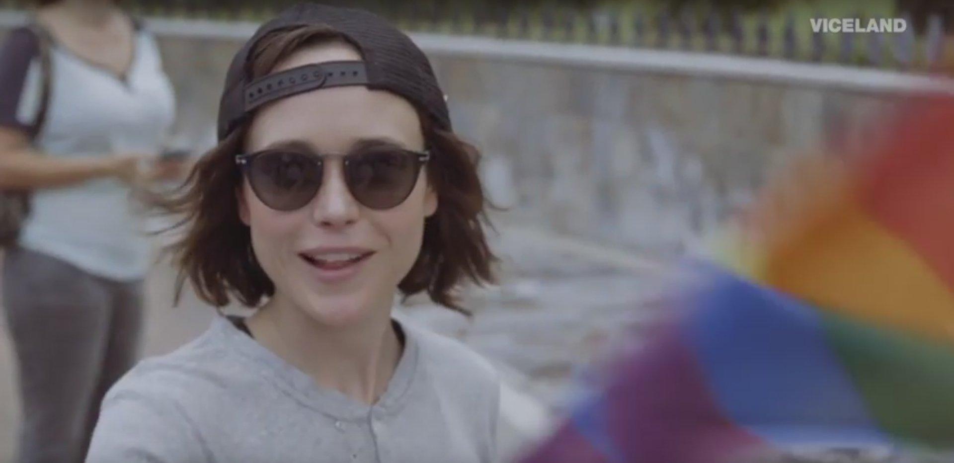 La bande-annonce de Gaycation avec Ellen Page vient d'être dévoilée