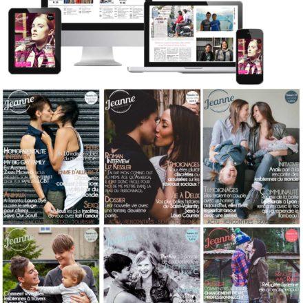 abonnement Jeanne Magazine