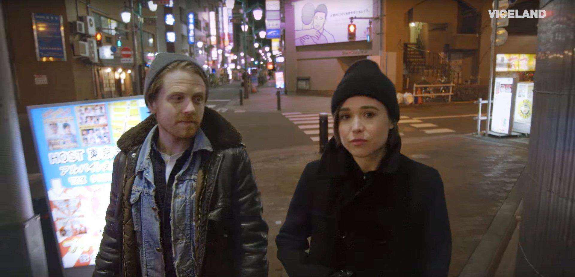 Le premier épisode de Gaycation avec Ellen Page est disponible