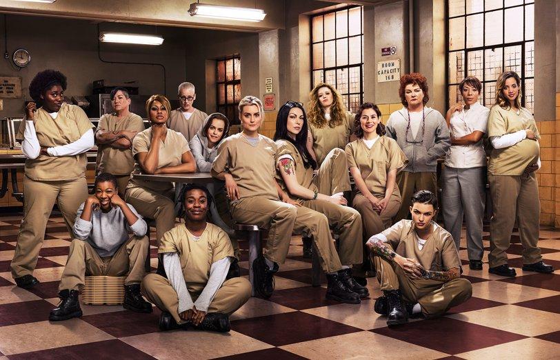 Orange Is the New Black renouvelée pour 3 saisons supplémentaires !