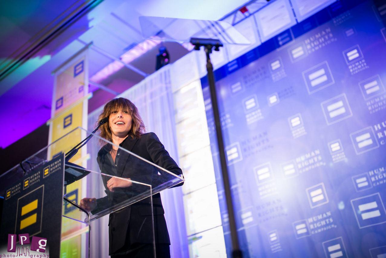 Kate Moennig récompensée par Human Rights Campaign