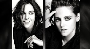 Kristen Stewart : Les yeux de Chanel