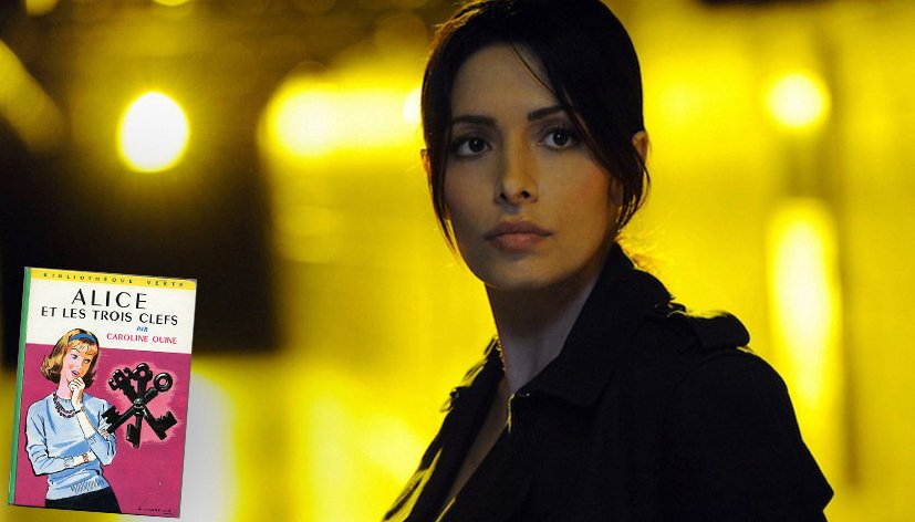 Télé : Sarah Shahi sera Nancy Drew (Alice Roy en France)