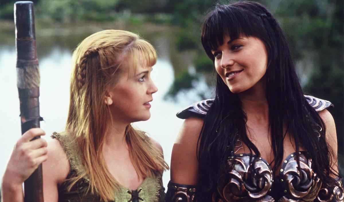 Xena en couple avec Gabrielle dans le reboot de la série