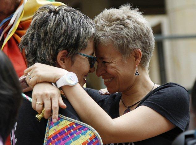 Colombie : les couples homosexuels peuvent se marier