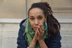 Sabreen, co-fondatrice du LOCs - Crédit : Eva-Luna Tholance