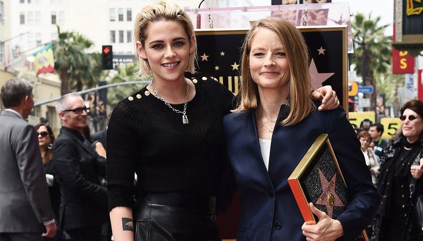 Vidéo du jour : Jodie Foster a reçu son étoile sur Hollywood Boulevard