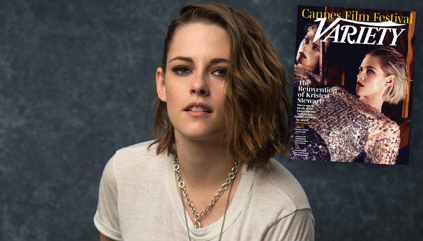 Acceptation, visibilité, mouvement LGBT… Kristen Stewart se confie à Variety