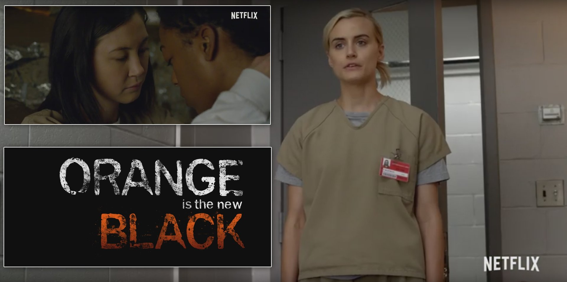Découvrez la bande-annonce de la saison 4 d'Orange Is The New Black