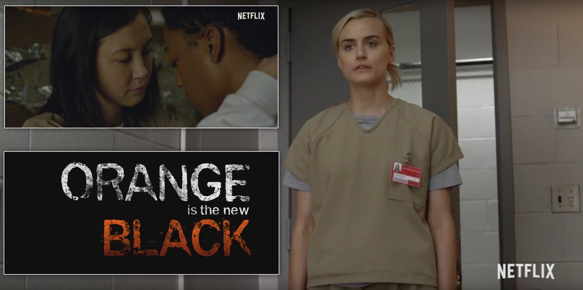 Découvrez la bande-annonce de la saison 4 d'Orange Is The New Black