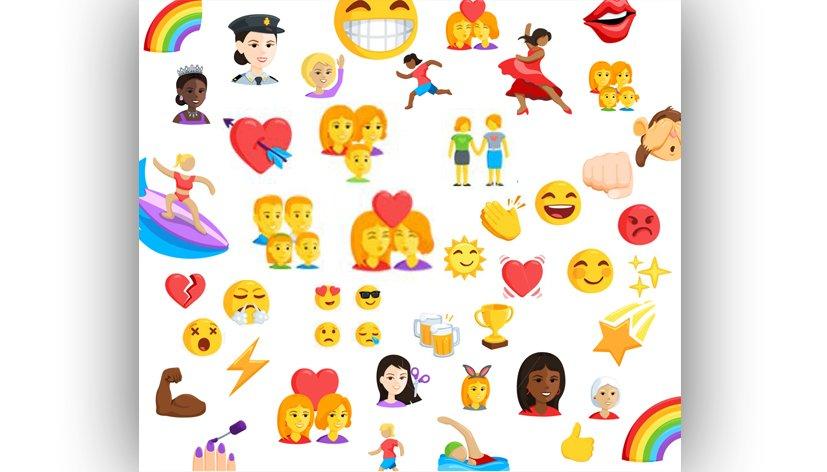 Facebook lance une nouvelle collection d'emojis pour plus de diversité