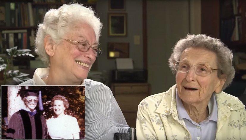 Lennie et Pearl fêtent leurs 50 ans d'amour