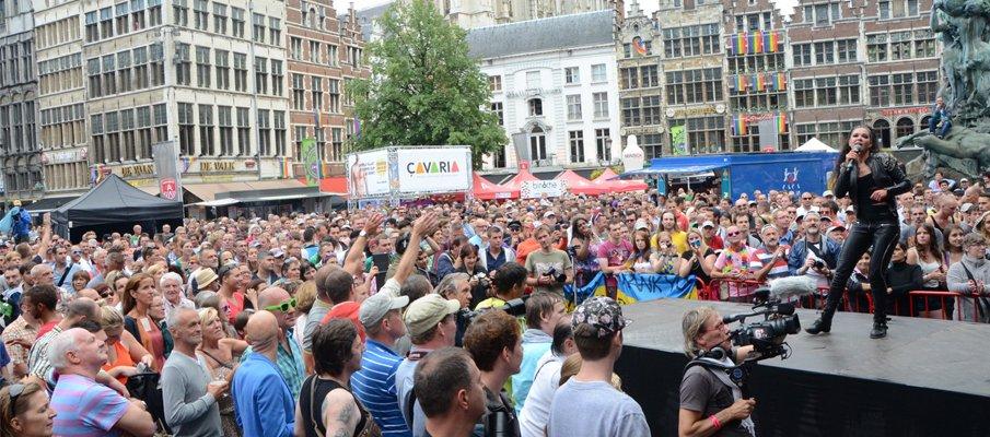 La Pride d'Anvers commence aujourd'hui, gagnez vos entrées VIP