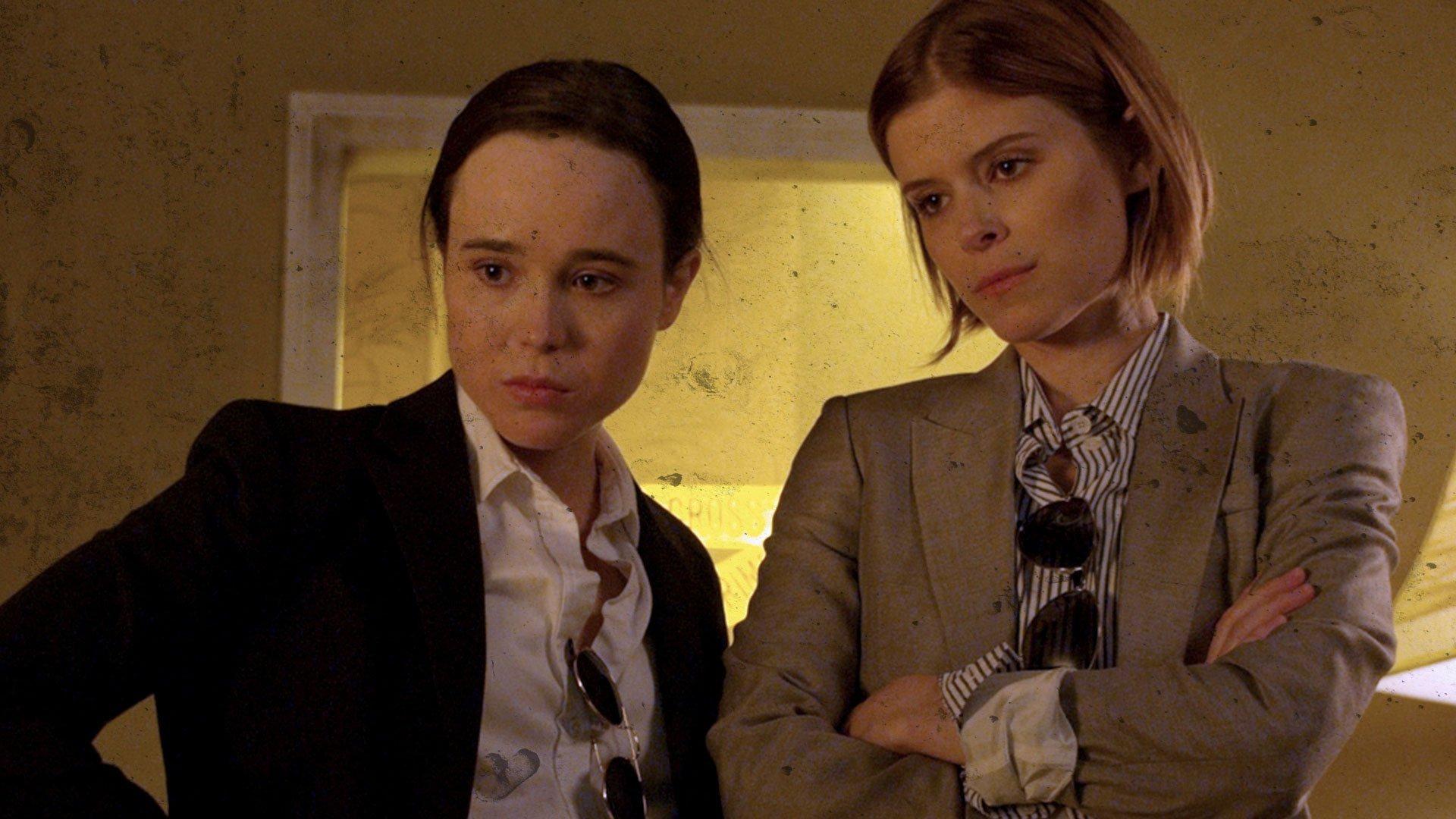 Ellen Page en couple avec Kate Mara dans Mercy