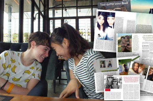 « J'ai tout quitté pour elle » les lectrices de Jeanne Magazine témoignent